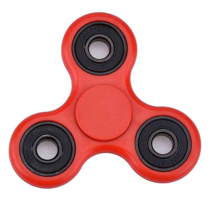 Fidget Finger Spinner Hand Focus Ultimate Spin Steel EDC Bearing Stress Toys UK