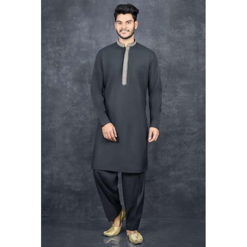 Pakistani Men Kurta Style Readymade NB05