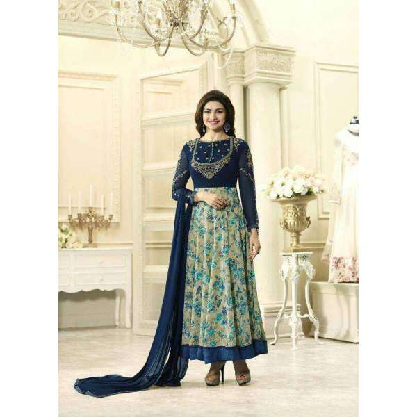 f5ab9b1d8a Buy Designer Anarkali Suits Cheaper then Andaaz fashions
