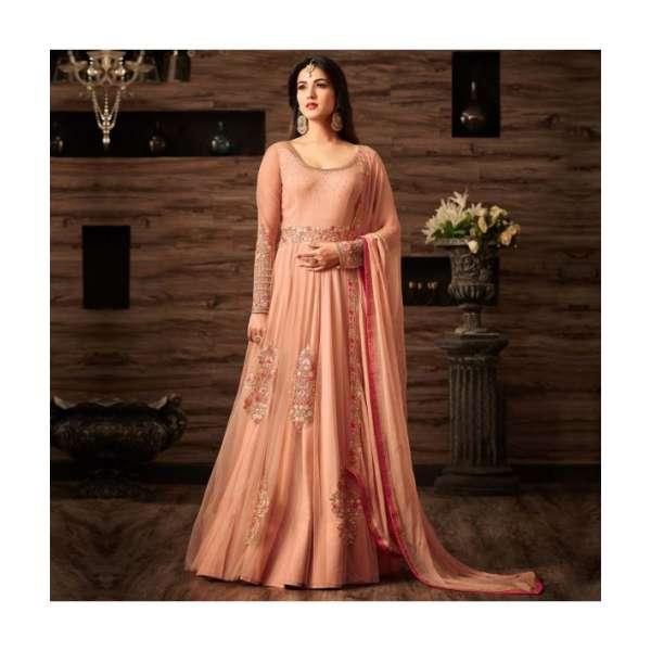 8343aa451e Buy Designer Anarkali Suits Cheaper then Andaaz fashions