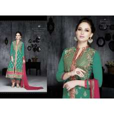 6207 Green LEO Designer Party Wear Suit
