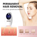 IPL HAIR REMOVAL HOME DEVICE INSTA LUMI WITH DIGITAL SCREEN