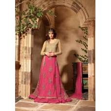 PINK MAISHA INDIAN PARTY WEAR SUIT