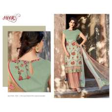 6215 OLIVE AND ONION PINK KIMORA HEER CAMBRIC COTTON SALWAR KAMEEZ SUIT