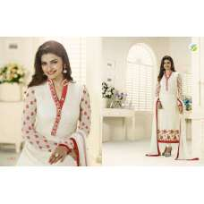 K1001G CREAM COLOUR KAEESH PRACHI SALWAR KAMEEZ SUIT