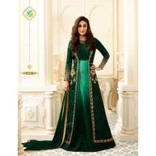 6181-A GREEN KASEESH KAREENA KAPOOR WEDDING WEAR LEHENGA