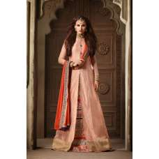 3504 GOLD MAISHA MASKEEN ASTER PARTY WEAR SUIT