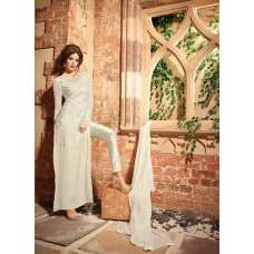 MN2710 CREAM MAISHA NEERJA GEORGETTE SUIT