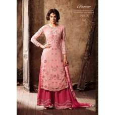 PINK MOHINI GLAMOUR VOL 34 SEMI STITCHED DESIGNER SALWAR SUIT