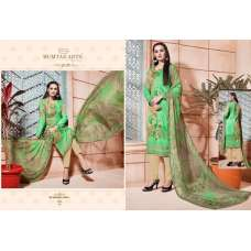 304 LIGHT GREEN CAMBRIC COTTON AND LAWN SALWAR SUIT