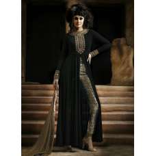 NAKKASHI 3021B ORIGINAL BLACK COLOUR DESIGNER PARTY WEAR SUIT