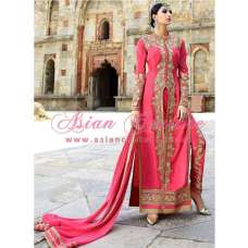 8001 PINK AAFREEN ADAA STYLISH ANARKALI SUIT