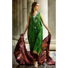 ROMA 6454-B GREEN COLOUR CASUAL SALWAR KAMEEZ SUIT