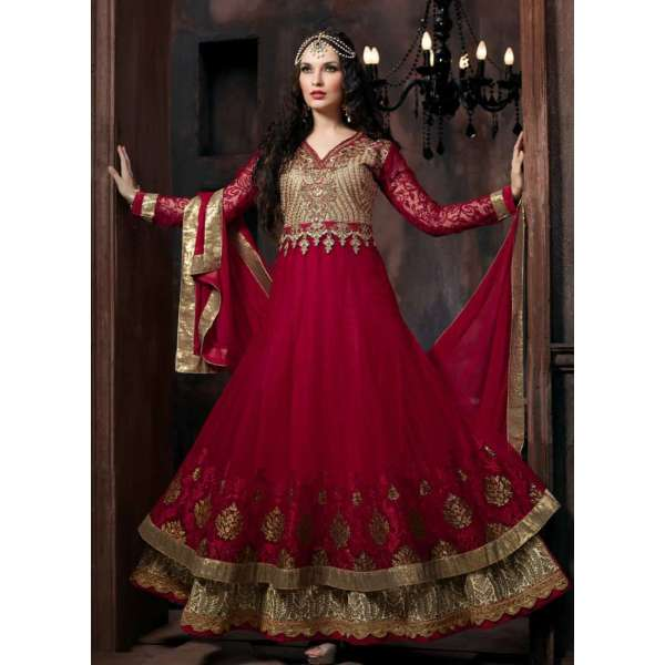 54531f3709 Buy Indian Salwar Suits Online better quality then Mirraw at Asian ...