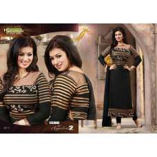 Black AYESHA TAKIA PARTY WEAR SHALWAR KAMEEZ