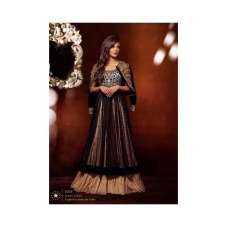 Black  Priyanka Chopra HEROINE Designer Dress