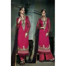 Pink Lilly Fiona Long Length Party Wear Salwar Kameez