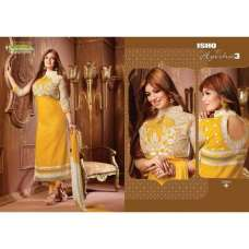 Yellow AYESHA TAKIA PARTY WEAR ISHQ-E-AYESHA 3 SHALWAR KAMEEZ COLLECTION