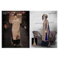 GoldNakkashi Fall of Grace Designer Wear Dress