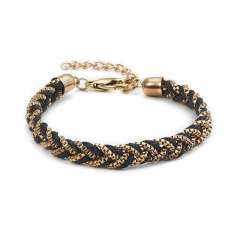 New Black Gold Designer Bracelet