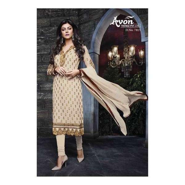 7d8a11eb7e2 Beige AV7815 Stunning Avon With Sushmita Wedding Wear