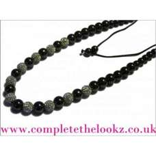 NEW GORGEOUS UNISEX MAGNETIC BALLS NECKLACE