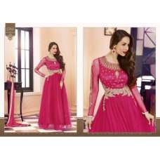 Fuschia Pink Show Stopper 3 Malaika Wedding Wear (MAK-3701)