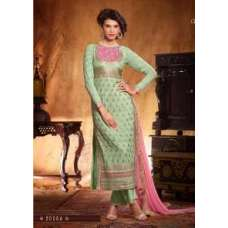 MG20004 Light Green Mohini Glamour Wedding Designer Suit