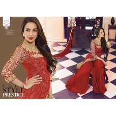 Red Show Stopper 3 Malaika Wedding Wear (MAK-3705)