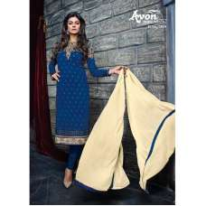 Snorkel Blue AV7819 Stunning Avon With Sushmita Wedding Wear