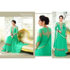 MF73019 GREEN COLOUR ELEZITA DESIGNER SALWAR KAMEEZ SUIT