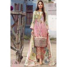 ESHAISHA D-11 LUXURY LAWN EMBROIDERED SUMMER WEAR SUIT