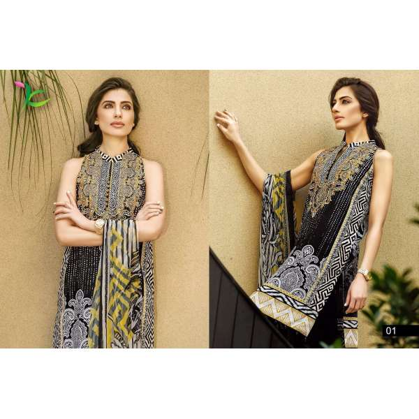 e2a47538a5 Pakistani Designer Suits| Unstitched| Lawn|Khaddi| Dresses|Clothing