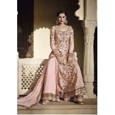 FL-7326 Pink Nargis Fakhri Dress