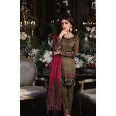 MARIA B BD-08 MBROIDERED DESIGNER SUIT