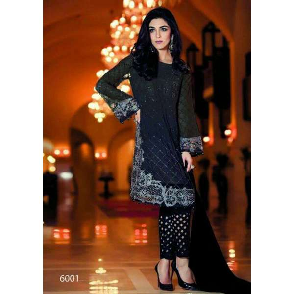 13e20e7cb7 6001 BLACK MARIA B STYLE PAKISTANI READY MADE SALWAR KAMEEZ SUIT
