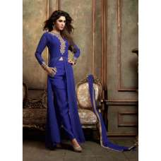ML2402 Blue Lavish By Maisha Party Dress
