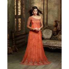 ML2409 Orange Lavish By Maisha Party Dress