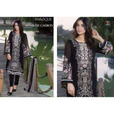 7005 BLACK DECENT GEORGETTE PAKISTANI STYLE SUIT