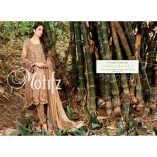 M1258 BROWN MOTIFZ INSPIRED PAKISTANI QUALITY COPY