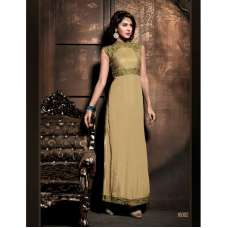 MS16002 Gold MAISHA MASKEEN Dress