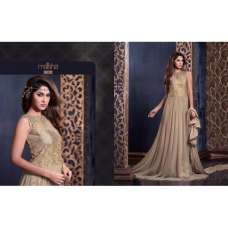 MS2308 - Beige HARMAN PARTY WEAR SUIT