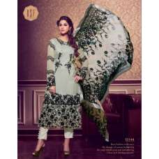 10144 GREY RSF RIYAL INDIAN PARTY WEAR SUIT