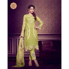 101RSF GREEN RSF RIYAL INDIAN PARTY WEAR SUIT