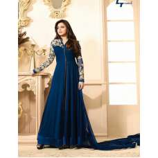 88004 ROYAL BLUE LT NITYA PARTY WEAR ANARKALI SUIT