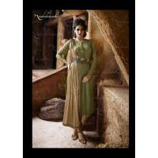NKC2307 Green Nakkashi PARTY WEAR SUIT