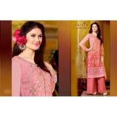RED COLOUR MARIA B STYLE PAKISTANI SALWAR KAMEEZ SUIT