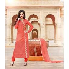10131 ORANGE NAZIA RSF DESIGNER PARTY WEAR SALWAR KAMEEZ SUIT