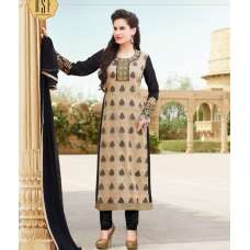 10138 BEIGE NAZIA RSF DESIGNER PARTY WEAR SALWAR KAMEEZ SUIT