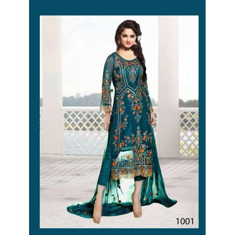 a4cd154a25 SANO SPEICAL GEORGETTE PAKISTANI STYLE SUIT - PAKISTANI DRESSES IN UK